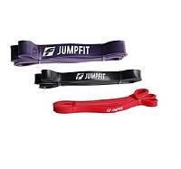 Резиновые петли,петли для подтягивания JUMPFIT Pro набор 3 ШТ