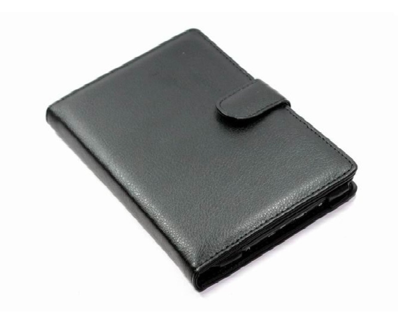 Чехол Pocketbook 622/623 черный с магнитной лямкой