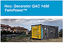 Генераторы  Atlas Copco Twin Power QAC 1450, фото 3
