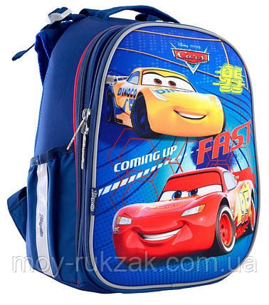 """Рюкзак школьный каркасный H-25 """"Cars"""" «1 Вересня», 556201, фото 2"""
