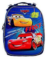 """Рюкзак школьный каркасный H-25 """"Cars"""" «1 Вересня», 556201, фото 3"""