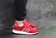 Мужские кроссовки Adidas Iniki,сетка,красные, фото 3
