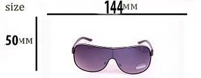 Мужские солнцезащитные очки маска 2244-1, фото 3