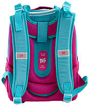 "Рюкзак школьный каркасный H-25 ""Barbie"" «Yes», 556177, фото 2"