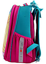 "Рюкзак школьный каркасный H-25 ""Barbie"" «Yes», 556177, фото 3"