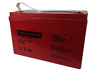 Свинцово-углеродный аккумулятор Challenger DC12-100 (12В 100Ач)