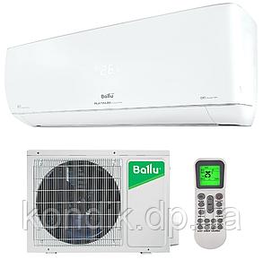 Кондиционер Ballu BSUI-09HN8 Platinum Evolution DC Inverter R-32  EU A+++, фото 2