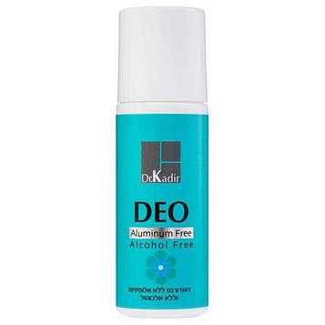 Шариковый дезодорант без алюминия Dr. Kadir Deodorant Roll On Aluminum Free  70мл 372