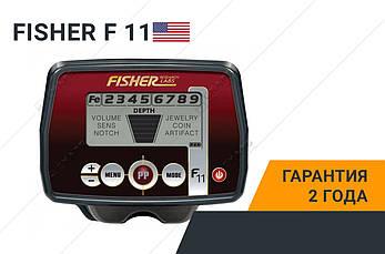 Металлоискатель Fisher F11, фото 2