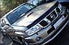 Дефлектор капота (Люкс!) мухобойка Nissan Patrol Y61 2004-2010, SIM, SNIPATR0412, фото 2