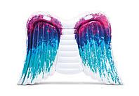 Надувной матрас Крылья ангелов Земли 151 см  Радужный NW3034, фото 1