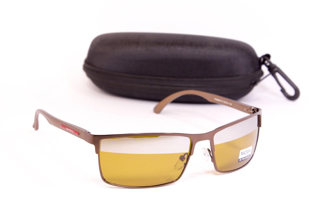 Очки для водителей с футляром F8889-1