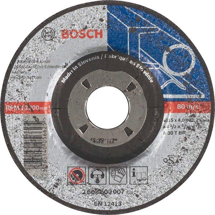 Круг зачистной Bosch Expert for Metal 1154 мм (2608600007)