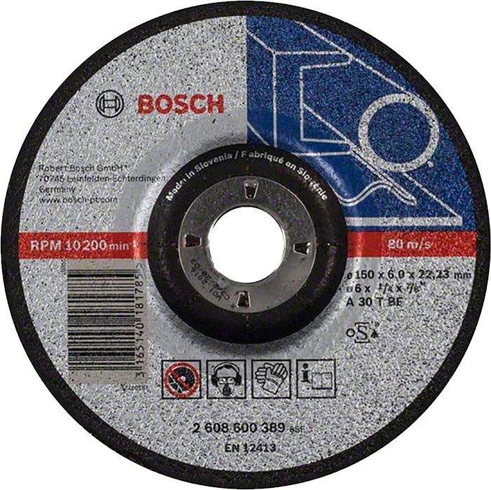 Круг зачистной Bosch Expert for Metal 1506 мм (2608600389)