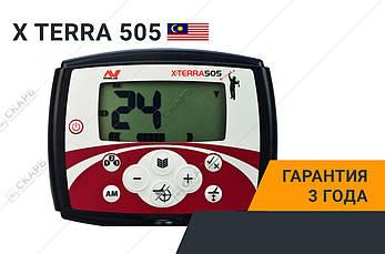 "Металлоискатель Minelab X-Terra 505, 10,5"" DD, фото 2"