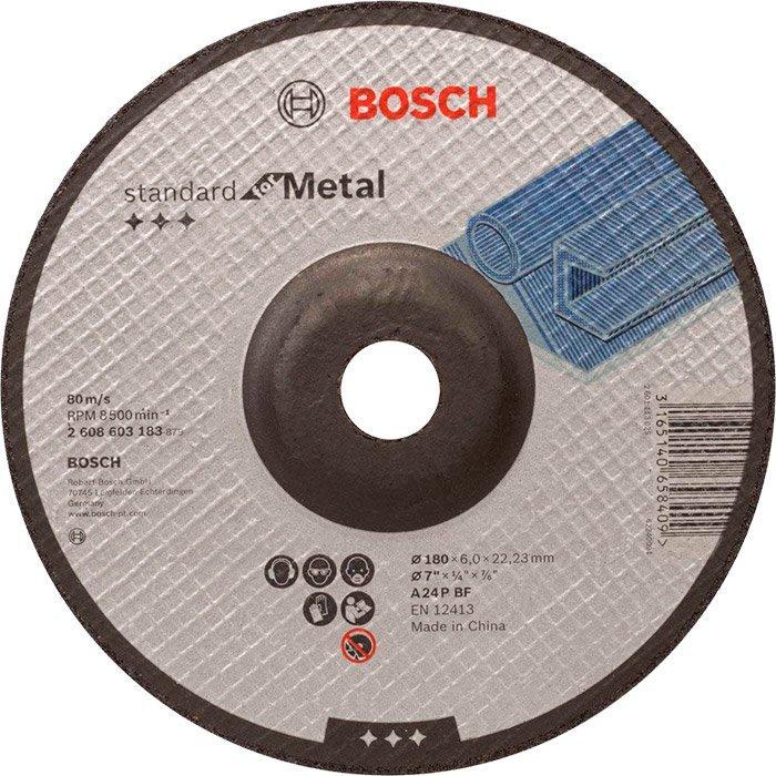 Круг зачистной Bosch Standard for Metal 1806 мм (2608603183)