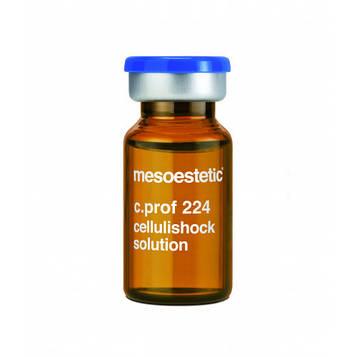 Mesoestetic - c.prof 224 - Cellullishock solution / Антицеллюлитный коктейль