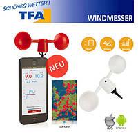 Анемометр для смартфона TFA 42600202 (IOS і Android)