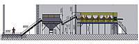 Сортировочная линия ТБО от 10 000 т/год./ Сортировка отходов/ Полигон/ ТБО/