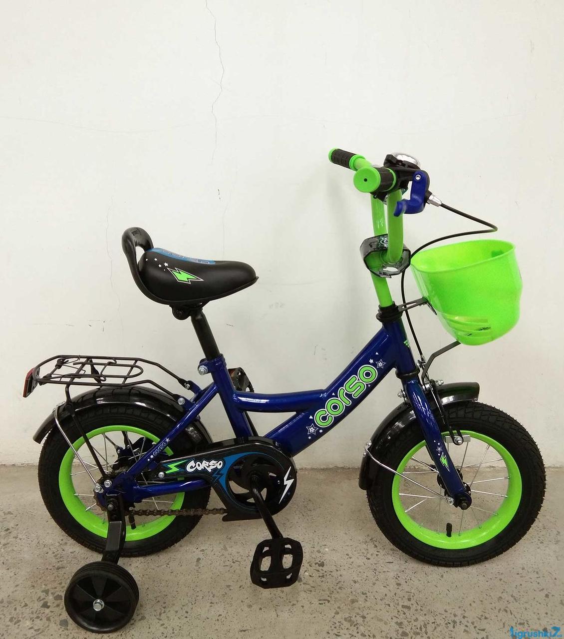 Велосипед для маленьких с колесиками