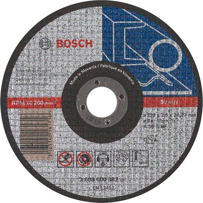 Круг отрезной Bosch Expert for Metal прямой 1502,5 мм (2608600382)
