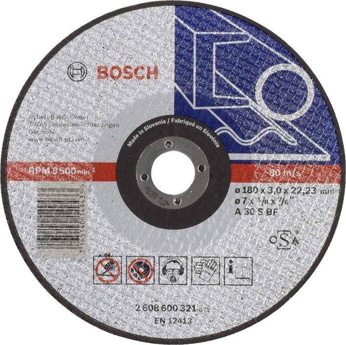 Круг отрезной Bosch Expert for Metal прямой 1803 мм (2608600321)