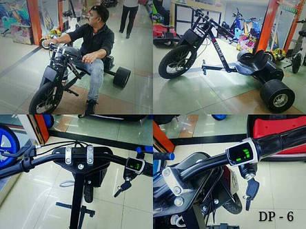 Дрифт карт Скутер для дрифта electric drift cart, фото 2