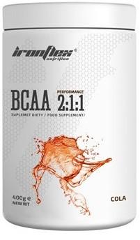 Аминокислоты IronFlex - BCAA 2:1:1 (400 грамм) cola/кола