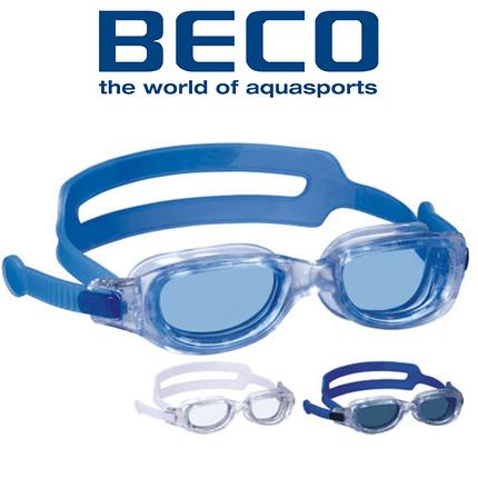 Окуляри для плавання BECO дитячі Riva 9951 8+, фото 2