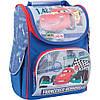 Рюкзак каркасный Yes H-11 Cars (553306)
