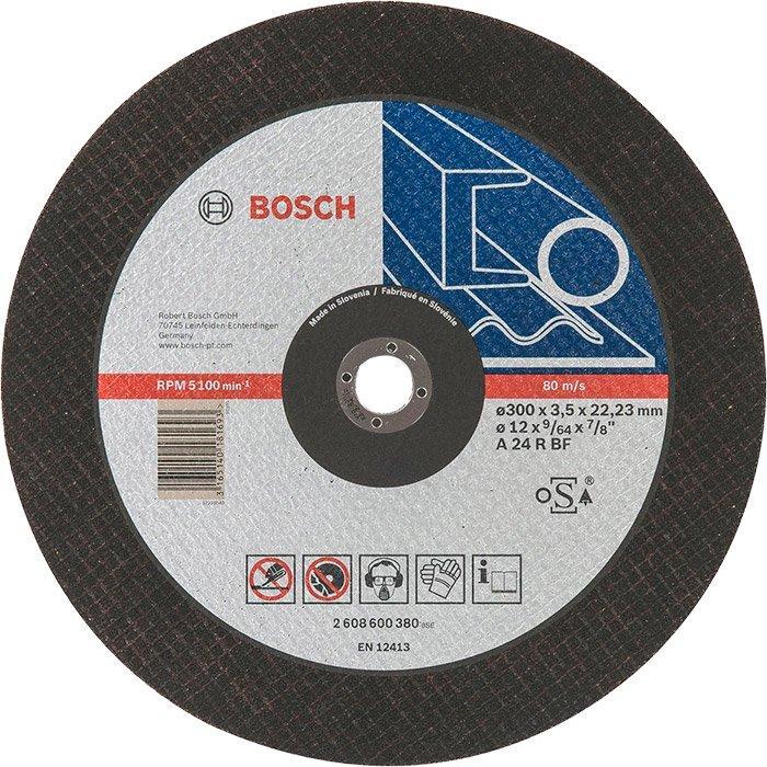 Круг отрезной Bosch Expert for Metal, 3003,5 мм (2608600380)