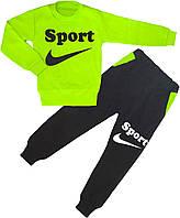 Водолазка + штаны Спорт (салатовый) р.28-36  04.04.02, фото 1