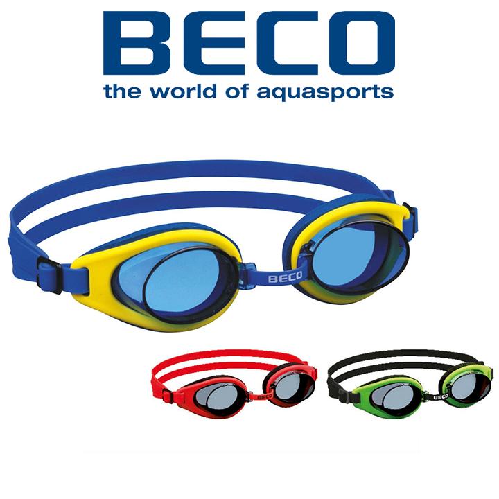 Окуляри для плавання BECO дитячі Malibu Pro 9939 12+
