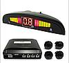 Автомобильный парктроник на 4 датчика + LCD монитор (парковочный радар)