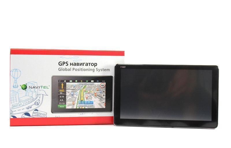 Автомобільний навігатор GPS 8009 DD2-128MB 8GB ємнісний екран, автомобільний навігатор