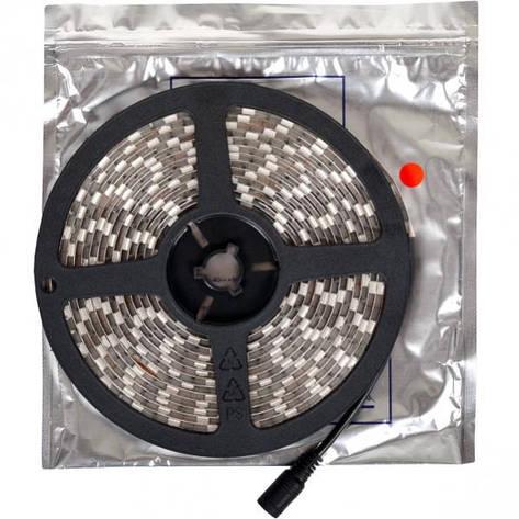 LED лента герметичная 50×50, 60 /14,4 w, красная, фото 2