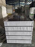 Сэндвич панели пенополистирол 150мм, фото 1