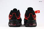 Мужские кроссовки Nike Air Max Deluxe OG 1999 Kpu (черно/красные), фото 4