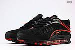 Мужские кроссовки Nike Air Max Deluxe OG 1999 Kpu (черно/красные), фото 2