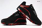 Мужские кроссовки Nike Air Max Deluxe OG 1999 Kpu (черно/красные), фото 3