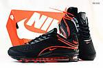 Мужские кроссовки Nike Air Max Deluxe OG 1999 Kpu (черно/красные), фото 6