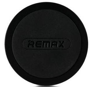 Держатель Автомобильное для смартфонов Remax Metal Holder Sticker black
