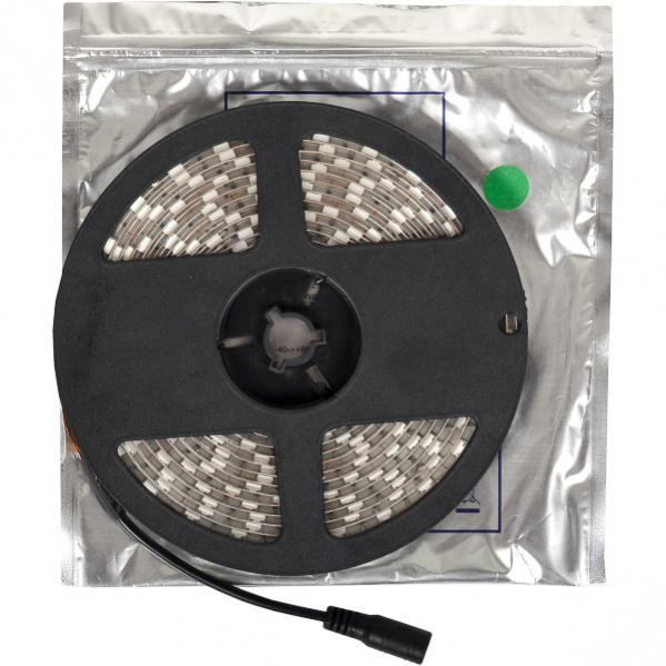 LED лента герметичная 50×50, 60 /14,4 w, зеленая