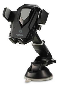 Держатель Автомобильное для смартфонов Remax Transformer Holder black+gray