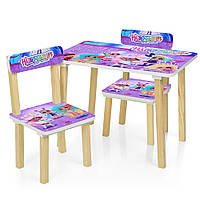 Bambi Столик Bambi Girls 501-68 Lilas (501-68), фото 1