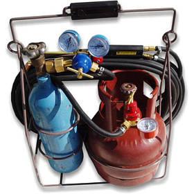 Комплект  для пропано-кислородной резки и пайки(Балоны 40л,50л)
