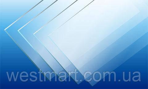 Листовой ПЭТ HIPEX А прозрачный 1,0 мм 1250х2050мм