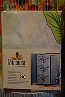 Штора MIRANDA, цвет зеленый ORCHID,ПроизводительТурция