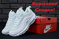 Кроссовки женские  Nike Air Max 97 в стиле Найк Аир Макс 97 белые