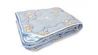 Одеяло Шерстяное детское, зима  размер 105х140